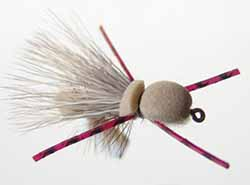Klod Hopper Dry Fly