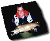 14lb brown trout