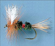 Royal Wulfe Dry Fly