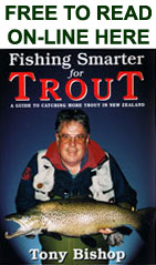 Fishing Smarter for Trout Book Cover