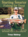 Starting Smarter Fishing For Trout - book cover